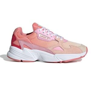 new Adidas Falcons in Living Coral (sold out)
